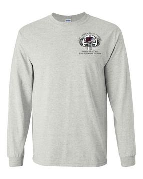 2-325th Long-Sleeve Cotton Shirt (P)