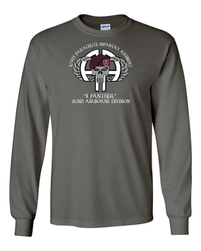 1-505th PIR Long-Sleeve Cotton Shirt (FF)