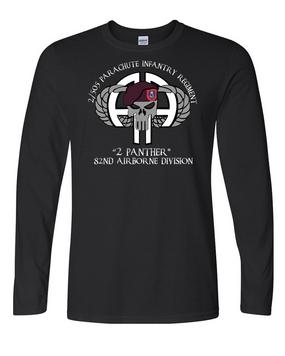 2-505th PIR Long-Sleeve Cotton Shirt (FF)