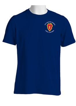 25th Infantry Division Cotton T-Shirt (P)