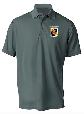 5th Special Forces Group (VERSION 2)  Embroidered Moisture Wick Shirt (Paragon)