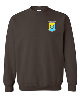 8th Special Forces Group Embroidered Sweatshirt