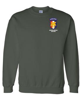 Southern European Task Force (SETAF) Embroidered Sweatshirt