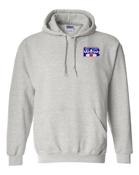 Central Pennsylvania Embroidered Hooded Sweatshirt