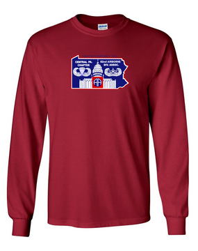 Central PA Chapter Long-Sleeve Cotton Shirt  (FF)
