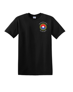9th Infantry Division Cotton T-Shirt (Pocket)