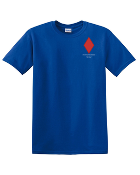 5th Infantry Division Cotton T-Shirt (Pocket)