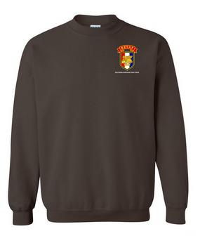 SETAF Embroidered Sweatshirt