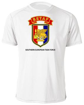 SETAF Moisture Wick Shirt -(Chest)