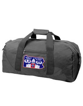 Central Pennsylvania Chapter Embroidered Duffel Bag