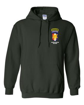 SETAF w/ Ranger Tab Embroidered Hooded Sweatshirt