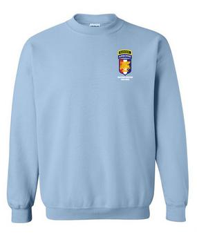 SETAF w/ Ranger Tab Embroidered Sweatshirt