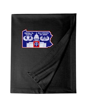 Central Pennsylvania Chapter Embroidered Dryblend Stadium Blanket