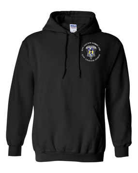 82nd Aviation Brigade Embroidered Hooded Sweatshirt
