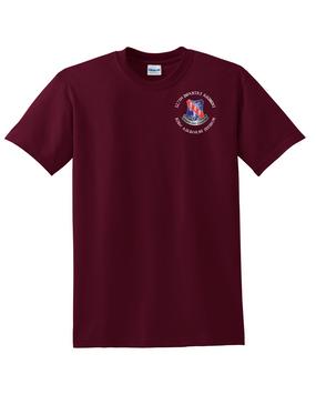 327th Infantry Regiment Cotton T-Shirt (C)