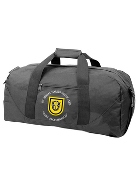 1st Special Forces Group Embroidered Duffel Bag