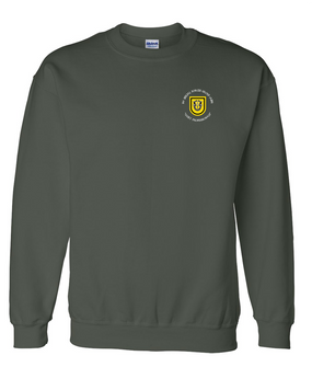 1st Special Forces Group Embroidered Sweatshirt  (C)