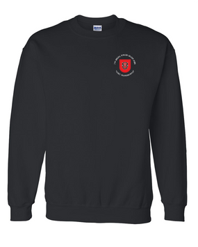 7th Special Forces Group  Embroidered Sweatshirt  (C)