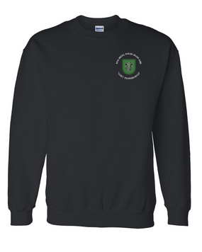 10th Special Forces Group  Embroidered Sweatshirt  (C)