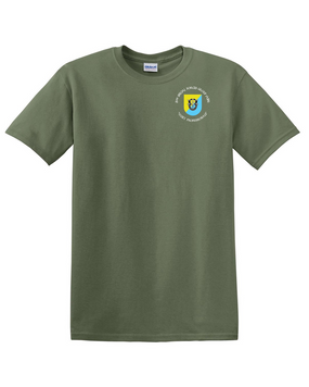 8th Special Forces Group Cotton T-Shirt (C)