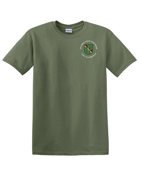 10th Special Forces Group (Europe) Cotton T-Shirt (C)