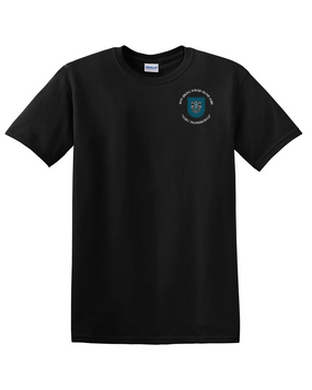 19th Special Forces Group Cotton T-Shirt (C)