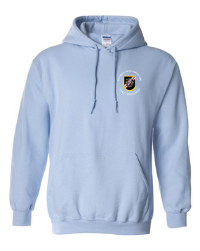 46th Special Forces Group  Embroidered Hooded Sweatshirt (C)
