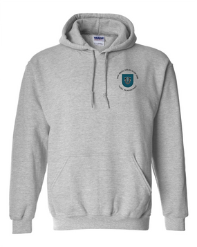 19th Special Forces Group  Embroidered Hooded Sweatshirt (C)
