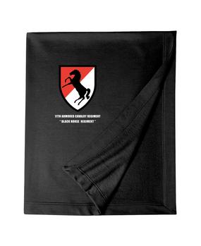 11th ACR Embroidered Dryblend Stadium Blanket