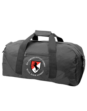 11th ACR Embroidered Duffel Bag (C)