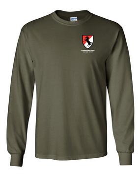 11th ACR Long-Sleeve Cotton Shirt (Pocket)