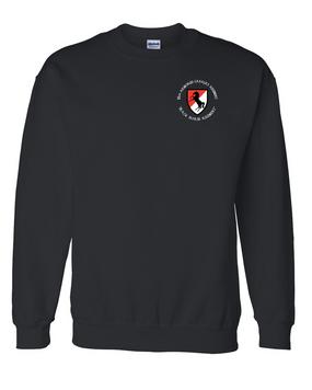 11th ACR Embroidered Sweatshirt (C)