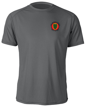 24th Infantry Division Moisture Wick Shirt  (C)