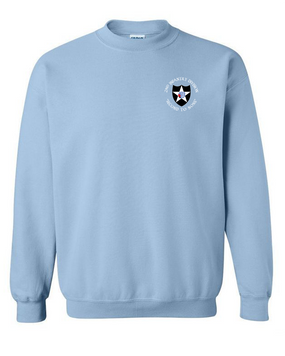 2nd Infantry Division Embroidered Sweatshirt (C)