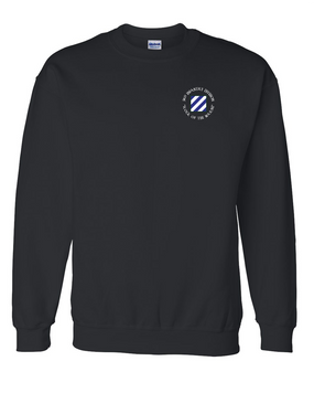 3rd Infantry Division Embroidered Sweatshirt (C)