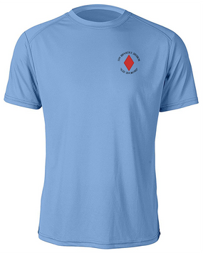 5th Infantry Division Moisture Wick Shirt  (C)