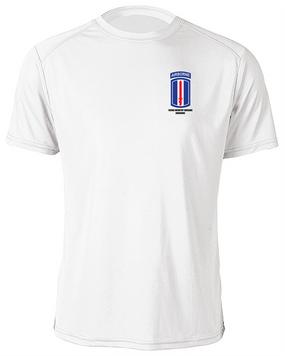 193rd Infantry Brigade Airborne Moisture Wick Shirt
