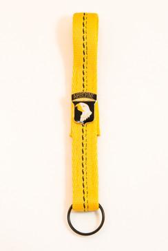 US Paratrooper Static Line Key Chain