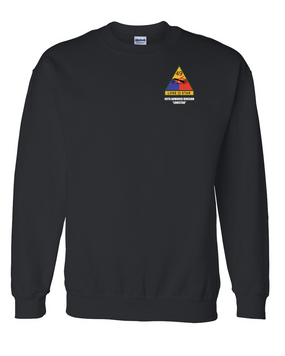 49th Armored Division Embroidered Sweatshirt