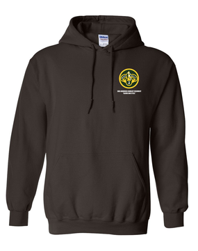 3rd Armored Cavalry Regiment Embroidered Hooded Sweatshirt