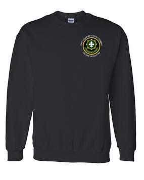 2nd Armored Cavalry Regiment Embroidered Sweatshirt (C)