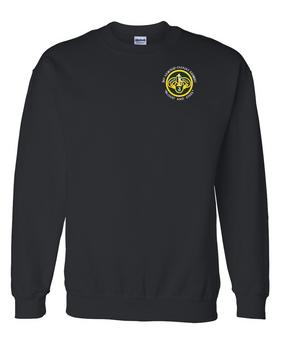 3rd Armored Cavalry Regiment Embroidered Sweatshirt (C)