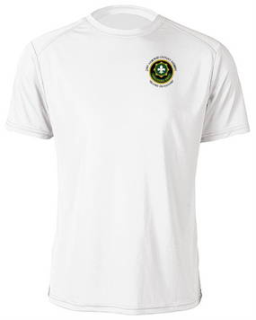 2nd Armored Cavalry Regiment Moisture Wick Shirt  -Pocket (C)