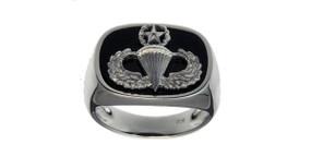 US Army Master Parachutist Ring