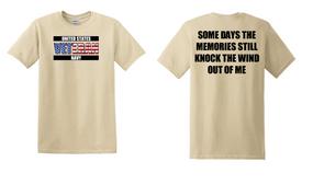 US Navy Veteran Cotton Shirt- Wind- (FF)