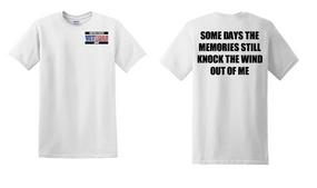 US Navy Veteran Cotton Shirt- Wind- (P)