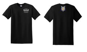 1-17th Cavalry (Crest) US Paratrooper Cotton Shirt