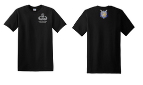 1-17th Cavalry (Crest) US Army Master Blaster Cotton Shirt
