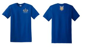 1-17th Cavalry (Crest) Senior Paratrooper Cotton Shirt