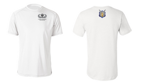 1-17th Cavalry (Crest) US Paratrooper Moisture Wick Shirt